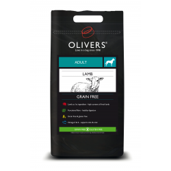 OLIVERS Lamb Grain Free