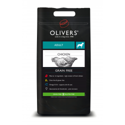 OLIVERS Chicken Adult Grain Free