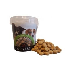 OLIVERS XL SNACK GRAIN FREE SALMON